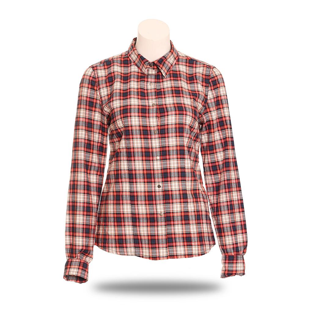 Östersund shirt flanel, women