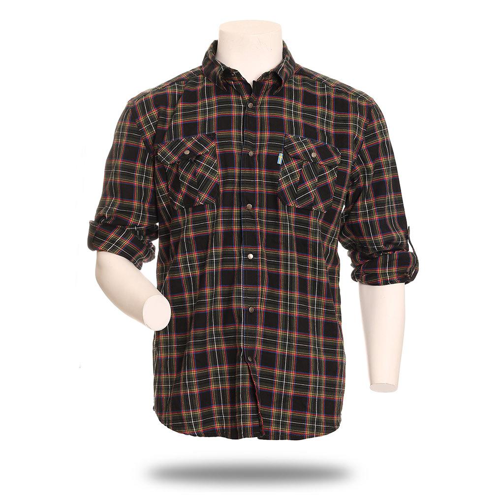 Karlstad shirt flanel, men